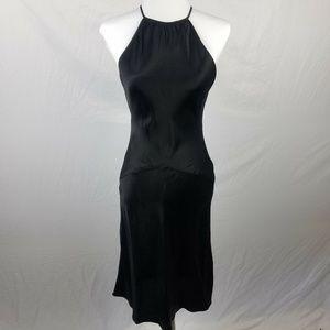 BCBGMaxazaria Black Bodycon A-Line Dress Size 6